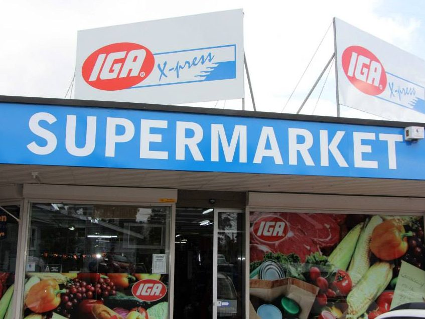 IGA Xpress Geeveston