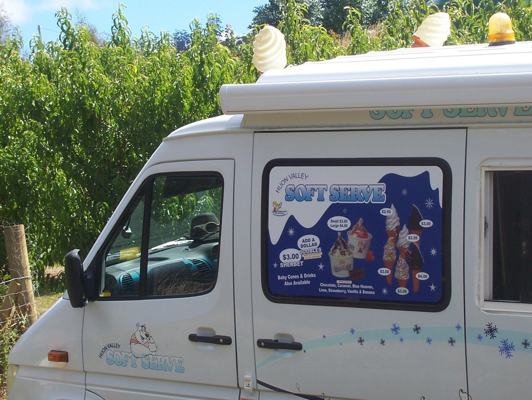 Huon Valley Soft Serve