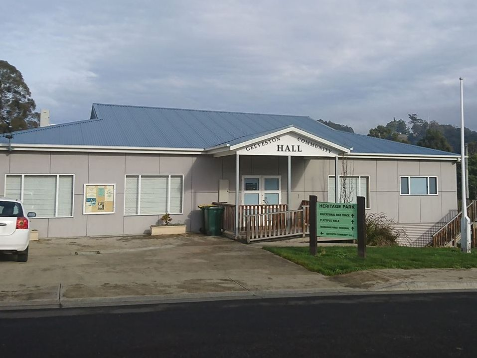 Geeveston Community Hall