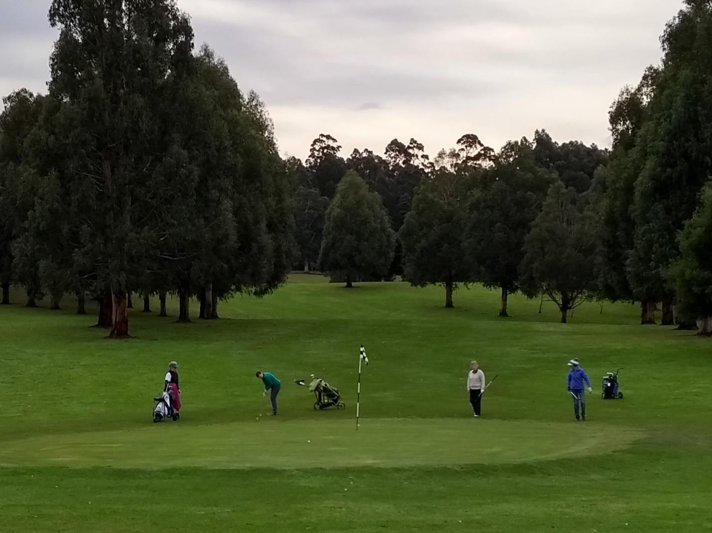 Geeveston Golf Club